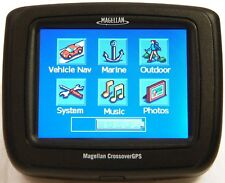 """Magellan Crossover GPS 3.5"""" LCD Touch Screen Topo Lower 48 United States Maps -B"""