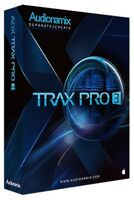 Audionamix ADX Trax Pro 3 Non-Destructive Spectral Separation Software Mac