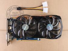 GIGABYTE NVIDIA GeForce GTX 660 2GB Grafikkarte GV-N660OC-2GD  1×HDMI 2×DVI 1×DP