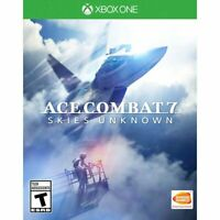 Xbox one Ace Combat 7: Skies Unknown brand new free shipping