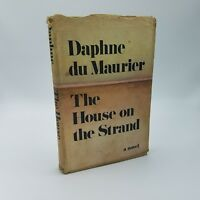 The House On The Strand ~ DAPHNE DU MAURIER ~ 1969 1st Edition BCE ~ Psychedelic
