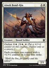 X4 Ainok Bond-Kin -NM- Khans of Tarkir MTG Magic White Common