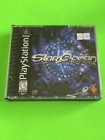 🔥 PS1 PlayStation 1 PSX GAME 💯 WORKING GAME 🔥 RPG 🔥 STAR OCEAN