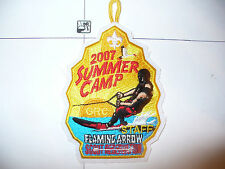2007 Camp Flaming Arrow Reservation,Water Ski, STAFF,Gulf Ridge Council,OA 85,FL