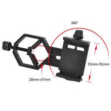 universell Zelle Handy Adapter Montierung für Spektiv Teleskop und Mikroskop