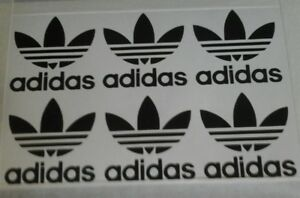 ADIDAS STICKERS free UK p&p