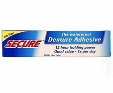 40g Waterproof Denture Adhesive Tooth Paste Teeth Dental Care Oral Dentist Fix