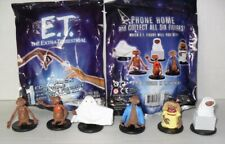 NECA E.T THE EXTRA-TERRESTRIAL MINIATURE FIGURINE SET OF ((6)) NEW