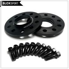 Blox Sport 15 mm 5x112 57.1 Espaciador de rueda de CB VW centrado en el eje de conexión se adapta Golf MK5 MK6 MK7