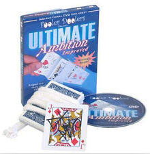 Ultimate Ambition Improved Daryl (DVD+Gimmick),Card Trick,Close Up,Made in China