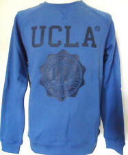 UCLA Lauther Mens Sweatshirt with Large Logo Blue UCSW1414 Sizes: M, XXL