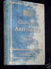 Arithmetic, Theoretical & Practical-James Cusack-1907 Edwardian Maths Book