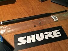 Shure UA8 470-542mhz 1/2 Wave Antenna PSM1000 P10T-G10 Includes Free Sticker