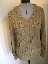 Patricia Roberts Handknitted Cardigan Scrabble Pattern