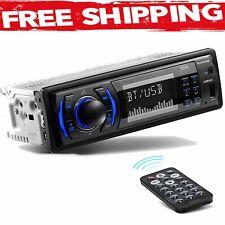 Boss Single Din Bluetooth In Dash Car Cd/Am/Fm Car Stereo Receiver Usb/Aux Radio