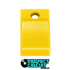 Roland TR-808 TR808 Vintage Drum SWITCH CAP YELLOW - NEW - PERFECT CIRCUIT
