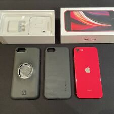 2020 iPhone SE 64 GB Red - Unlocked + Warranty (AS NEW)
