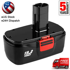 Battery C3 of Craftsman 19.2 Volt 130279005 11375 130279003 11376 11374 DieHard