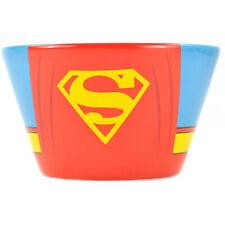 DC Comics Superman Costume Stoneware Bowl