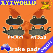 FRONT Brake Pads CF MOTO CF600 Z-Force Z6 EX Side x Side 2013 2014 2015