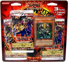 Yugioh Retro Pack 2 SE Special Edition Blister Pack (3 Packs and Green Baboon)