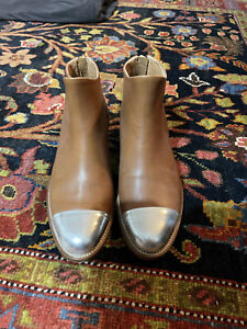 Beau Coops Tan Boots Size 37