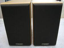 Mission MS-50 Bookshelf Speakers
