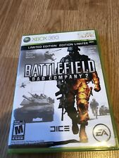 Battlefield Bad Company 2 Xbox 360 Game Cib VC1