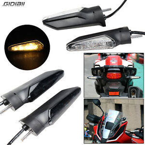 Front Rear LED Turn Signals 7V/1W For HONDA Africa Twin CRF1000L 15-20 /CRF1100L