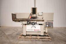 12068 Okamoto 16 X 32 Automatic Hydraulic Surface Grinder Model Acc1632dx