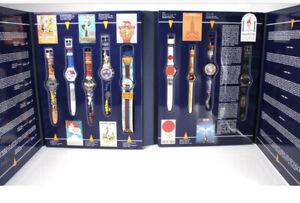 Swatch Historical Olympic Games Collection - Atlanta 1996 Nib!