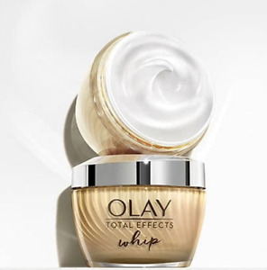 Olay Total Effects Whip Light As Air Finish Active Moisturizer 1.7oz 👌