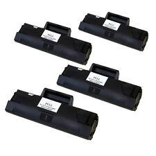 4PK TONER CARTRIDGE FOR SAMSUNG MLT-D104S ML1660 ML1661 ML1665 ML1666 ML1670