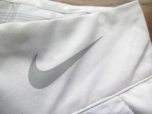 NikeGolf White Half Sleeve Half Zip Jckt (XL) NICE!! ⛳️ ⛳️ ⛳️