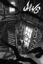 Jaws Nicolas Delort Rare SDCC Exclusive Poster Print Art Mondo Spielberg