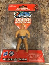 """WORLD'S SMALLEST STRETCH ARMSTRONG 4"""" TALL FREE SHPPING NEW IN PACKAGE HASBRO"""
