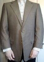 Ermenegildo Zegna merino wool jacket mens sports coat size 42
