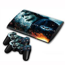Adhesive PlayStation3 Slim 4000 Skin Cover For Console Controller PS3 S4000-0082