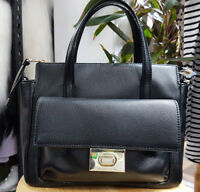 Kate Spade New York Greenwood Place Meghan Black Leather Shoulder Bag