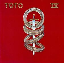 TOTO : IV / CD (CBS RECORDS 1982)