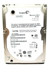 Seagate Momentus 5400.3 60GB ST960815A IDE 9S1036-508 Laptop Hard Drive TESTED!