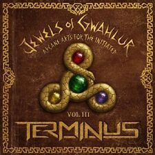 TERMINUS - Jewels of Gwahlur Vol. 3 (NEW*EPIC HEAVY METAL/NWOBHM*P.ALTAR*S.FEG)
