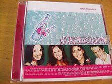 GAZOSA WWW.MIPIACITU CD MINT- CASELLI