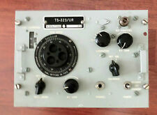 Hoffman Radio Corp. Model TS-323/UR Hetrodyne Frequency Meter** REAL NICE**