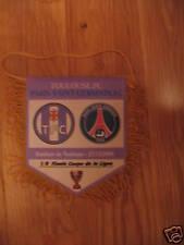 Fanion TOULOUSE.FC / PSG COUPE DE LA LIGUE 2005