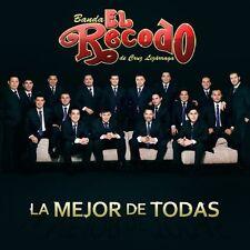 La Mejor de Todas by Banda el Recodo (CD NEW Fonovisa) NOW SHIPPING !