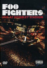 FOO FIGHTERS LIVE AT WEMBLEY STADIUM 2008 DVD NEW REGION 2