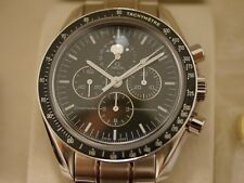 Omega Speedmaster Moonwatch Mondphase (3576.50.00) Sichtboden