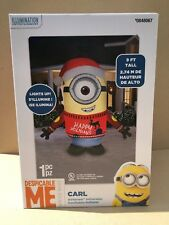 Despicable Me Minion Carl 9 FT Light up Christmas Outdoor Inflatable Airblown