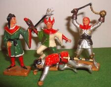 Starlux French Military Personnel Toy Soldiers